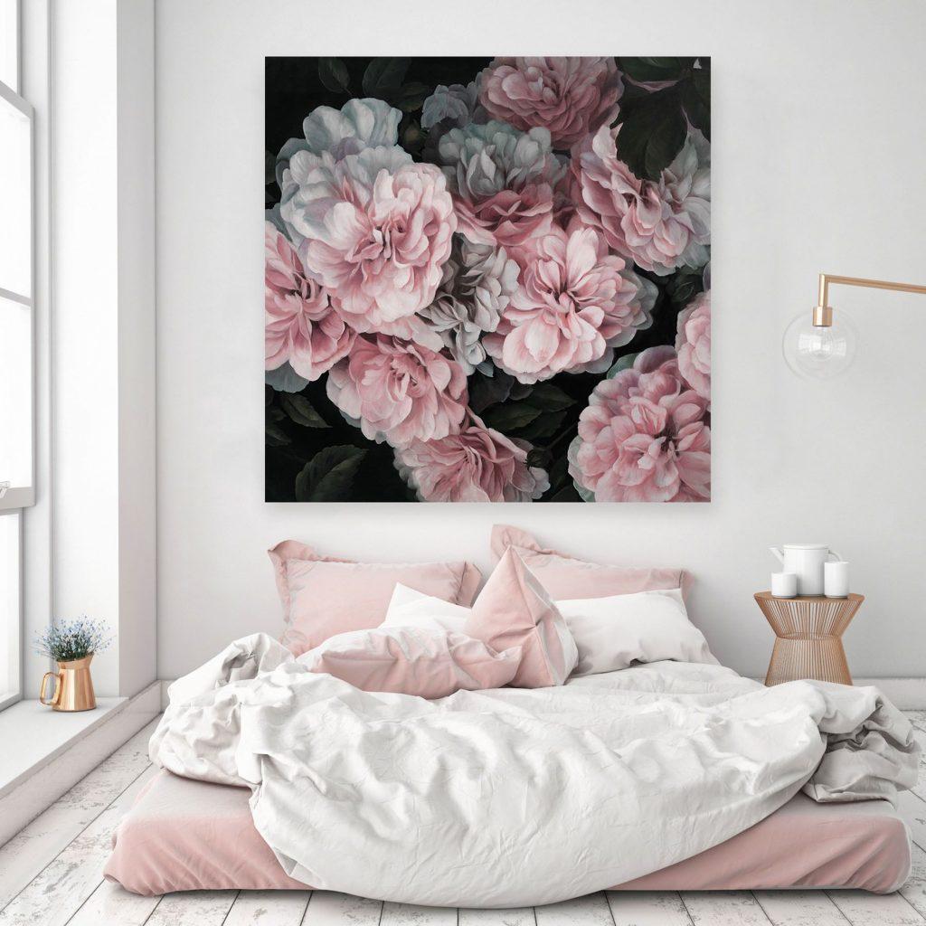 tranh canvas phong ngủ 1q24