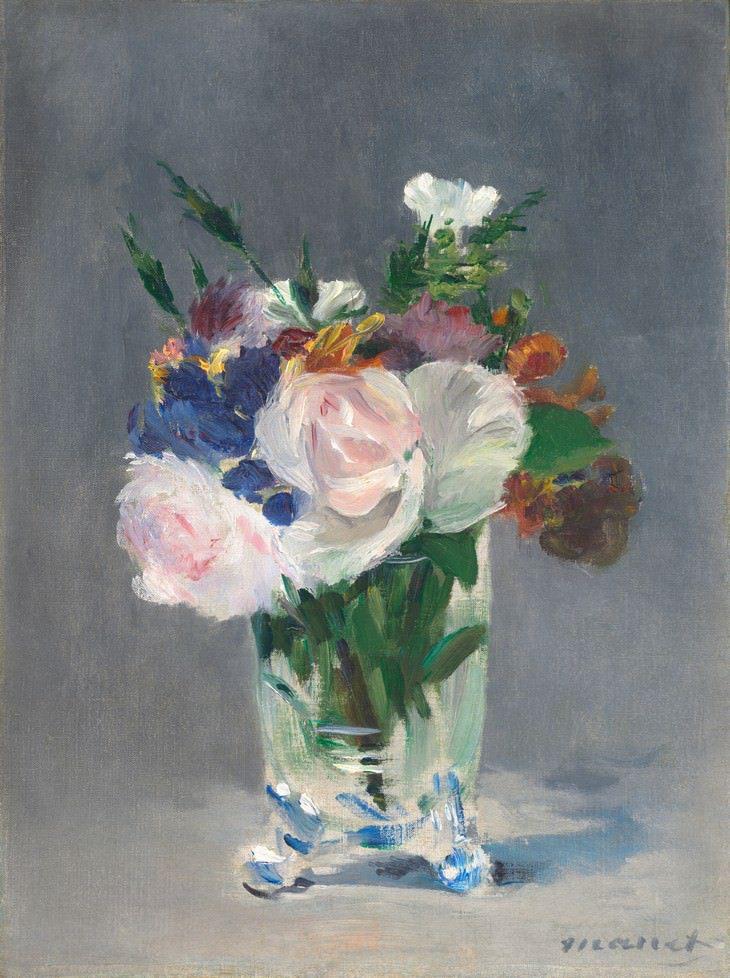tranh hoa noi tieng 10