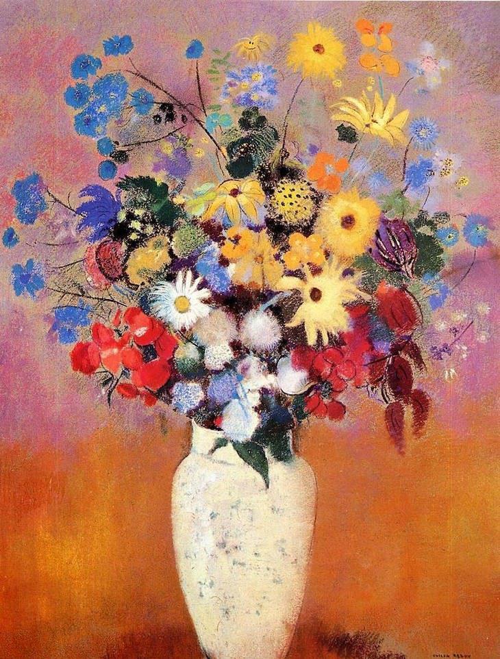 tranh hoa noi tieng 11