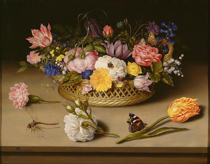 tranh hoa noi tieng 6