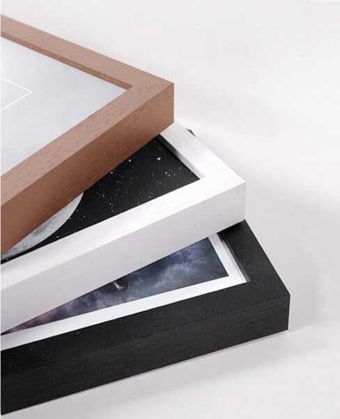 Thành phần cấu tạo khung tranh nhựa composite: chất nền, chất độn